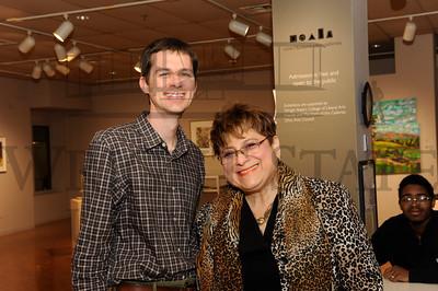 14971 CoLA Authors Celebration in Stein Galleries 1-26-15