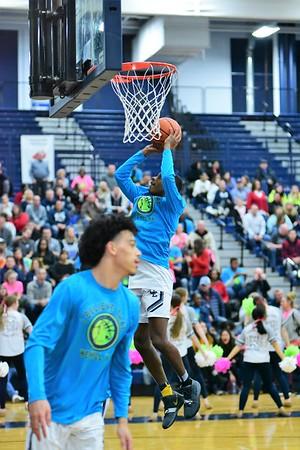 OE Varsity Boys Basketball Vs Oswego 2020