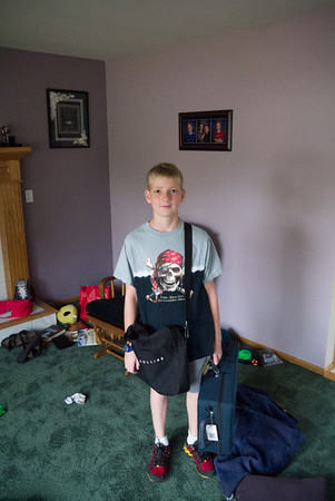 Kid's First day of school 2013