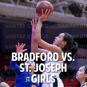 Bradford vs. St. Joseph Girls