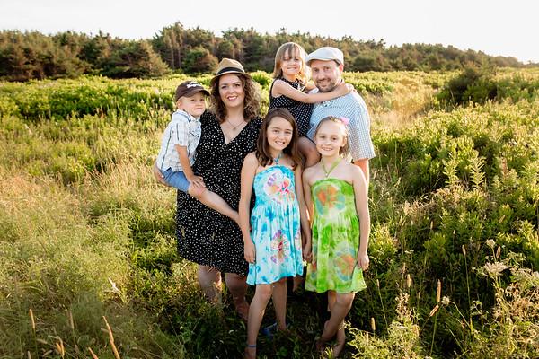 Kristen & Family