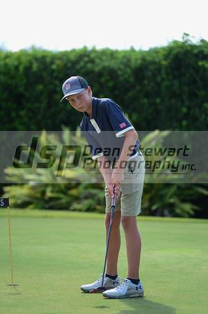 B Golf 10-2-19