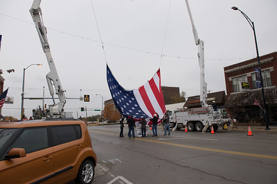 11-11-2017 Independence Veterans Parade