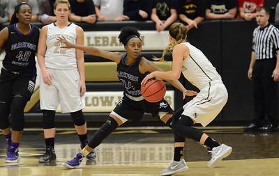 Basketball - Central Bank I-44 - LHS Girls  v. Parkway North