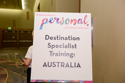 Destination Specialist Training: Australia