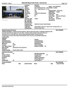 MLS 4813 Coronado
