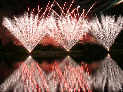 British Musical Fireworks Championships - Pyromania