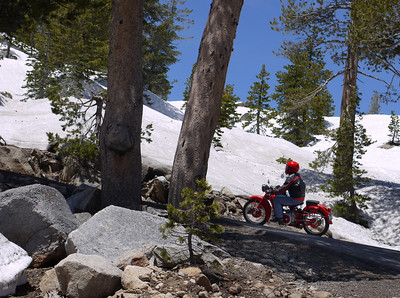 Ebbetts Pass Ride - 6-12-2011