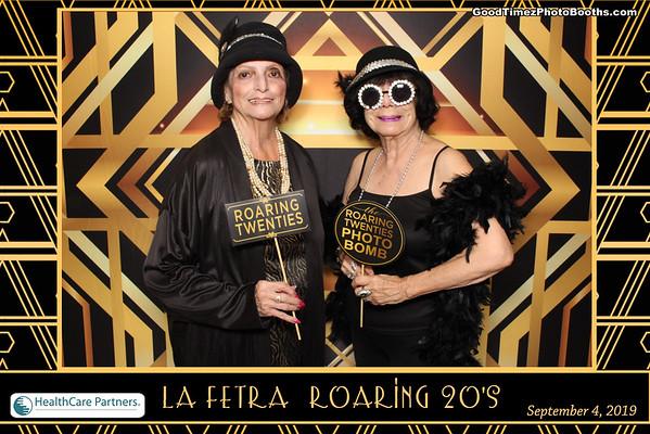 La Fetra Roaring 20's 2019