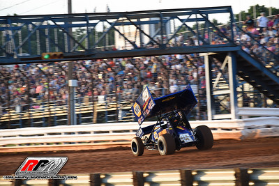 Williams Grove - Morgan Cup - Outlaws - 7/20/18 - Haley Lapcevich