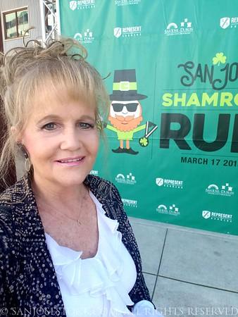 2019 San Josr Shamrock Run