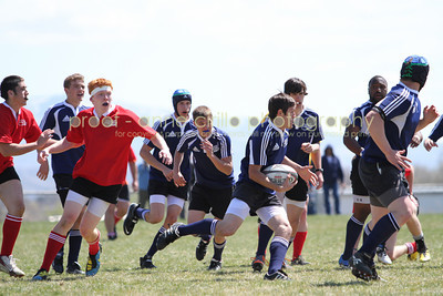 Rugby Boise High vs Eagle