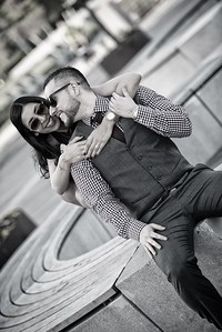Lindsay & Ricardo's Engagement