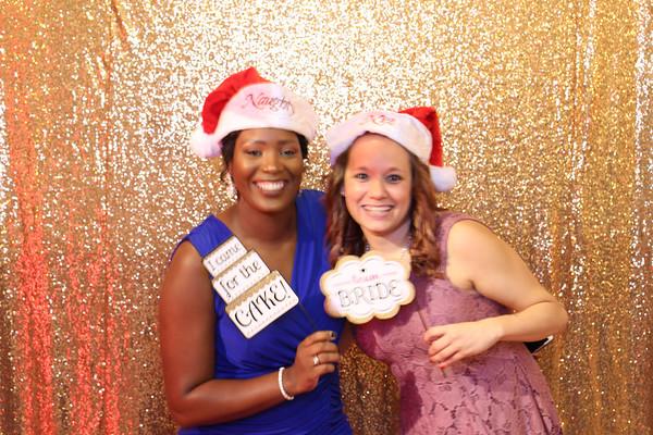 Victoria Hyland and Jimel Feaster Wedding Reception 12/1/18