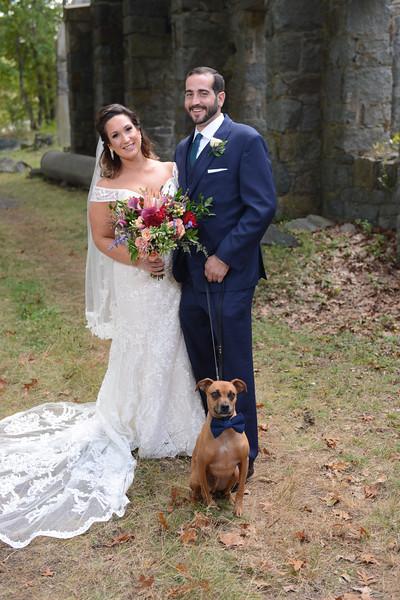 Bethany and Curtis Harrington - October 4th 2019