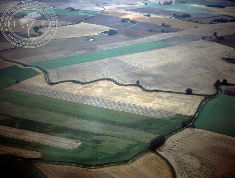 Dalby area, cultural landscape (1990) | PH.0913