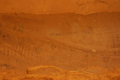 Black Dragon Pictographs