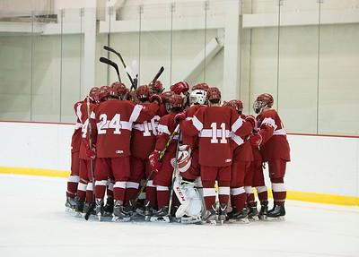 12/10/14: Boys' Varsity Hockey vs Avon Old Farms