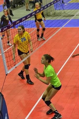 Navy Pier Volleyball Tournament  - June 15-17, 2018