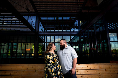 Old Town and Sawmill District Albuquerque Engagement Session