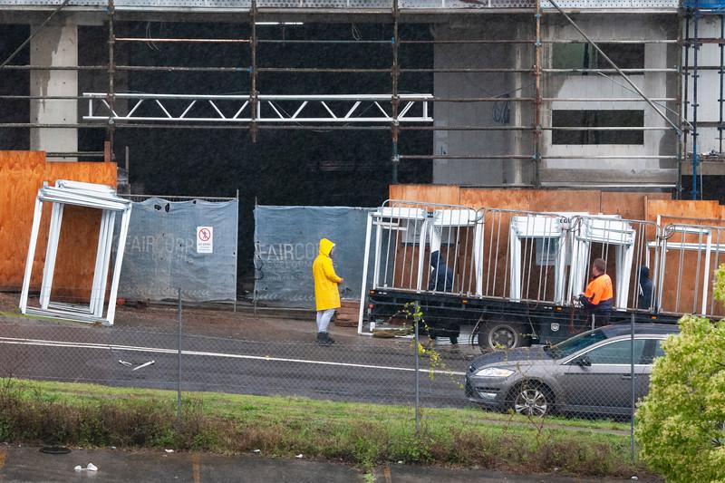 Building progress 138d. At 47 Beane St. Gosford. October 2018.