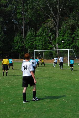 Davis Soccer Fall 2007