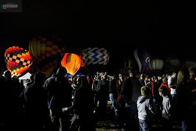 Forest Park Balloon Glow 2011