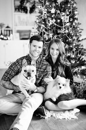 {Jake + Jenna} Christmas 2017.