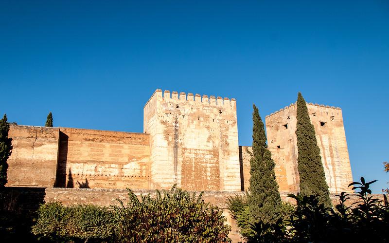 La Alhambra - Alcazaba