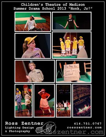 "Children's Theatre of Madison's ""Honk, Jr!"""