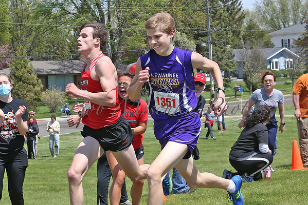 05/01/21 WIAA Boy Sectionals @ WHS
