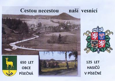 650 let obce Pisecna