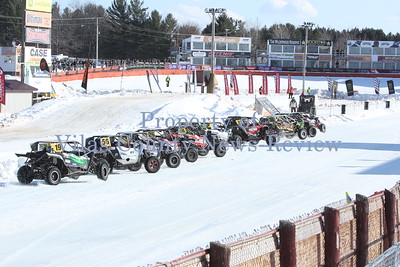UTV Races at the Derby Complex
