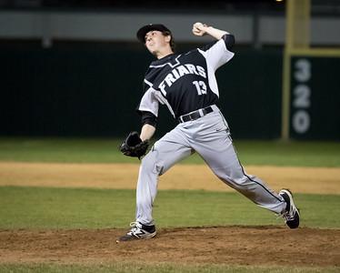 Friars Baseball vs Duncanville 02.21.17