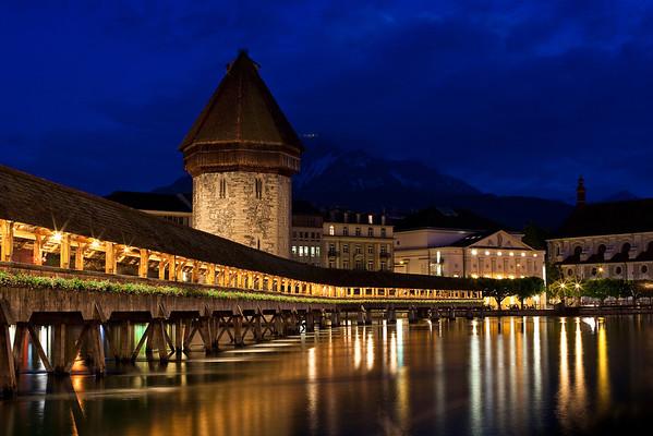 Switzerland/Italy
