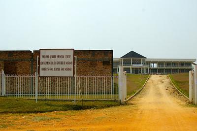 Rwanda-Butare-Murambi Genocide Museum