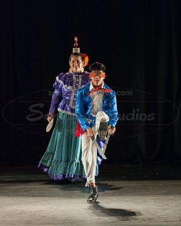 Mananitas a la Vergen En Nayarit - Alcorta's  Compania de Danza Folklorica