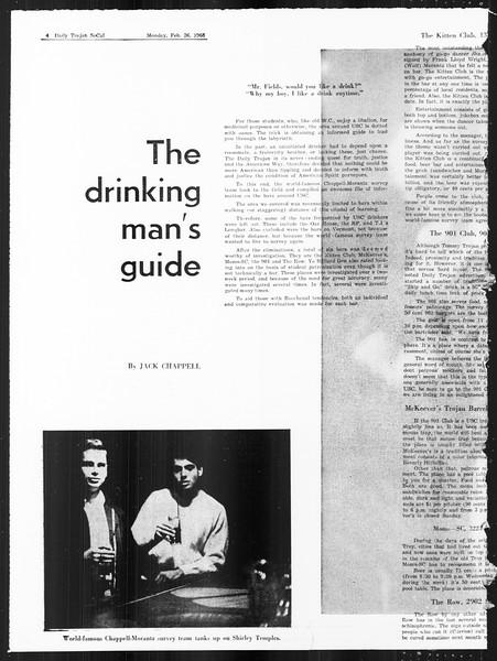 SoCal, Vol. 59, No. 78, February 26, 1968