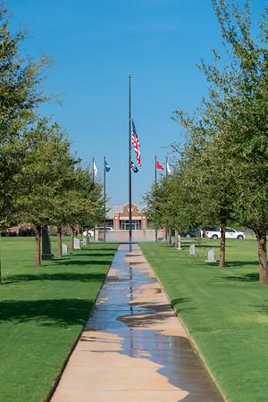 Jerry Elmore Naval Memorial Service