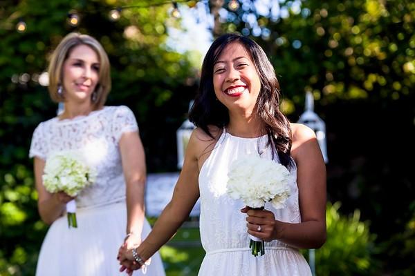 Kim and Fidji's Wedding, May 20, 2017