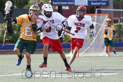 2014 Middle School Lacrosse