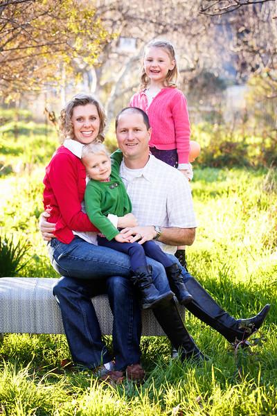 Whaling Family - Jan 2015