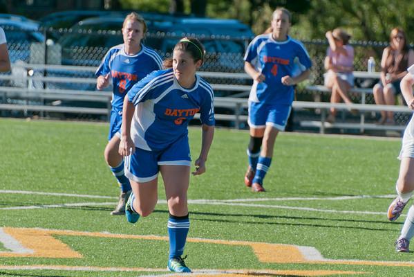 2011-09-09 Dayton Girls Varsity Soccer vs Kent Place School #3 of ?