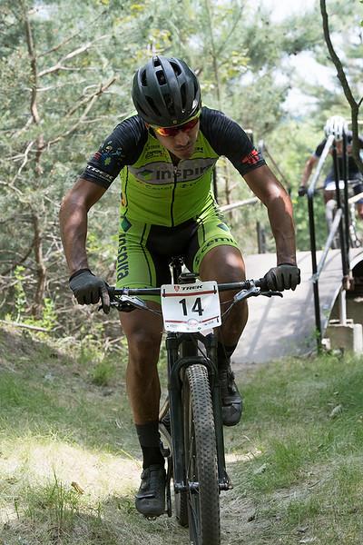 Daniel Castillo Noyola (Mex) Inspira Castel Cemix Cycling Team