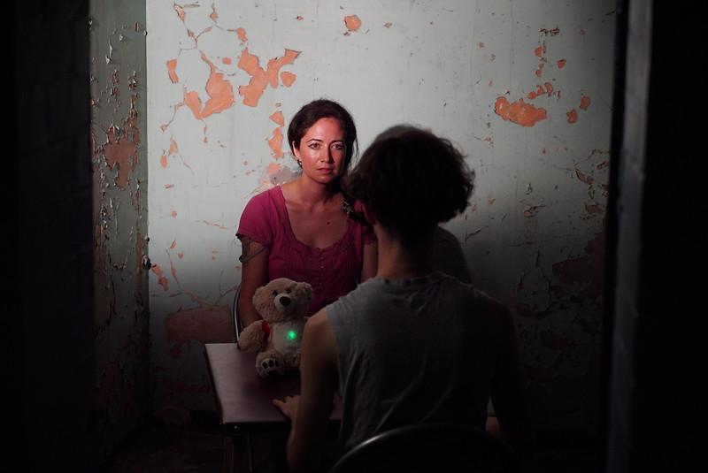 26NOV14 - Nicola Morton at OtherFilm, Boggo Rd Gaol