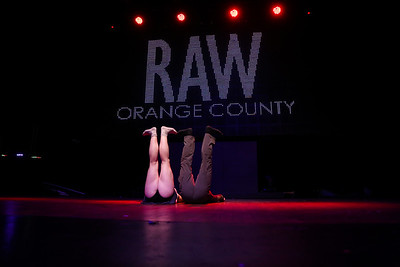 RAW:Orange County presents CUSP