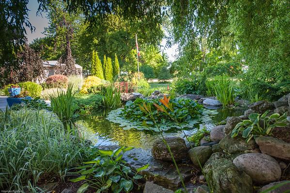 Horticultural Society Garden Tour 2016