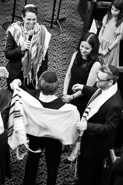 Noah's Bar Mitzvah 10/27/18