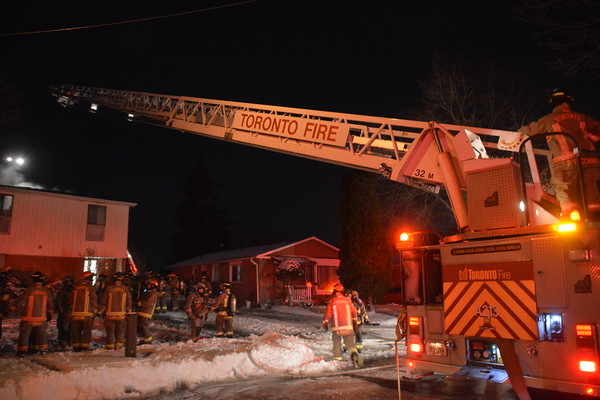 January 20, 2019 - 2nd Alarm - 69 Snowball Cres.