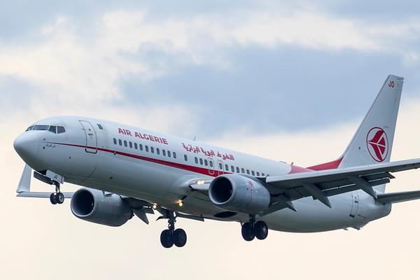 7T-VJO - Boeing 737-8D6